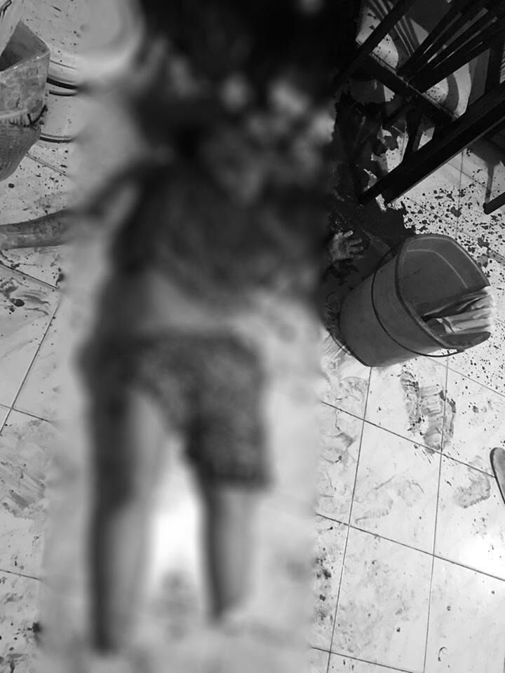 Kronologi Anak Mutilasi Ibu Kandung