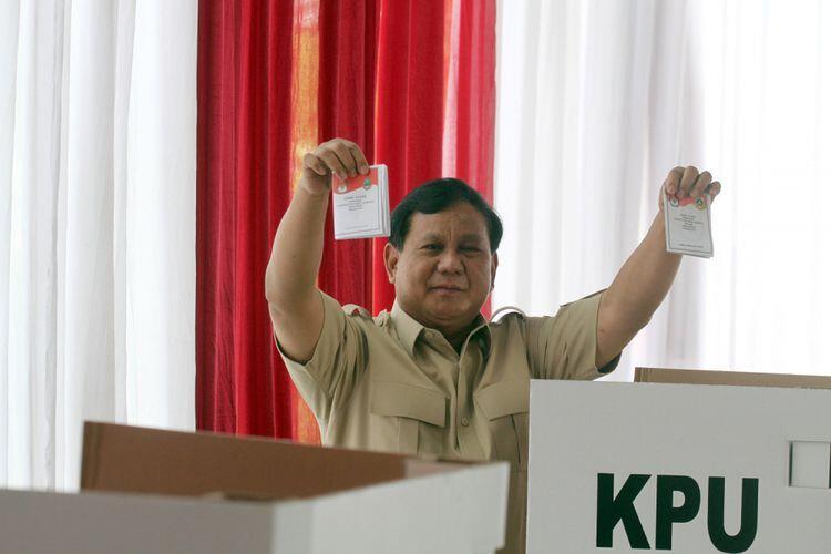 Prabowo Berencana Bertemu SBY
