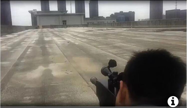 Perusahaan China Pembuat Senjata Laser Star Wars Rilis Video Uji Coba