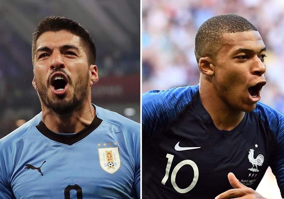 Dapatkah Perancis Mengalahkan Uruguay ?