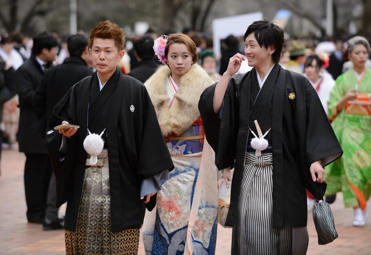 Kimono dan Sejarahnya