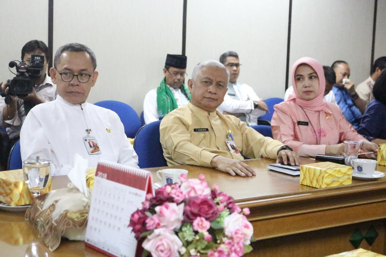 Pergantian Pejabat, Kepala Dinas Sosial Provinsi DKI Jakarta Ucapkan Terima Kasih
