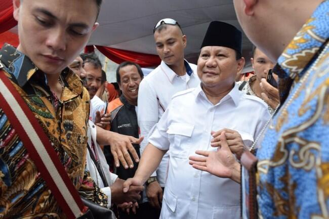 Prabowo Sebut Pelemahan Rupiah Indikasikan Indonesia Tambah Miskin