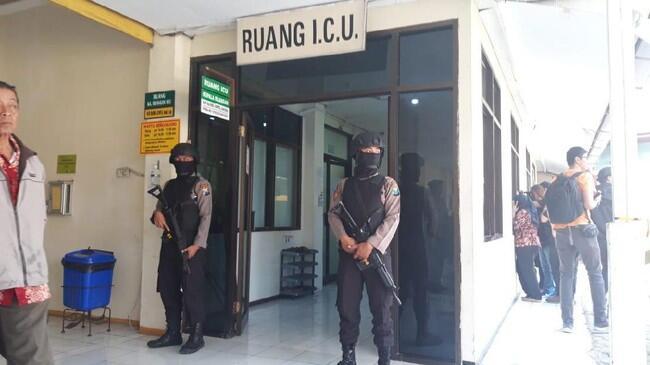 Malangnya Anak Pemilik Bom Pasuruan, Terluka dan Tak Didampingi Keluarga