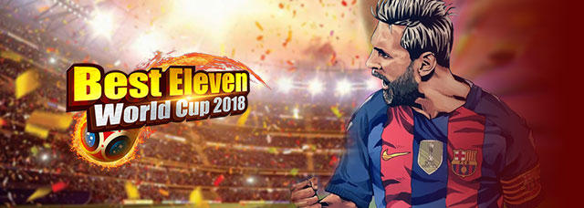 Best Eleven: World Cup 2018, Play Football Manger H5 Game!