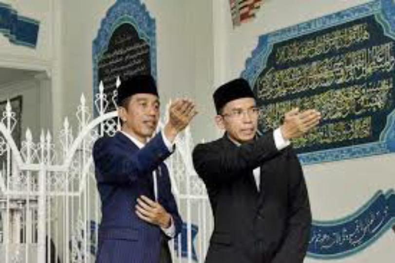 TGB Dukung Jokowi, Ustaz Abdul Somad Sudah Tahu Duluan?