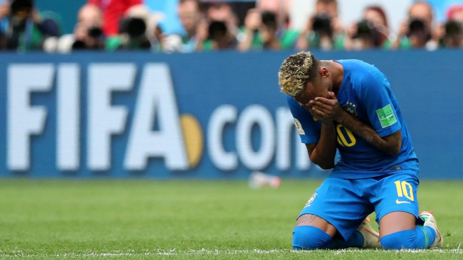 Wali Kota Kazan Janjikan Sebidang Tanah untuk Hat-Trick Neymar