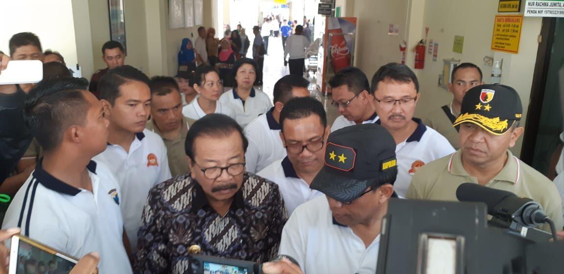 Pasca Bom Bangil, Polisi bersama Pemprov Adakan Operasi KTP