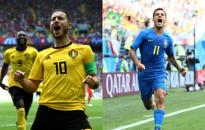 Preview Brasil vs Belgia: Juara Dunia Bertemu Kekuatan Baru Eropa