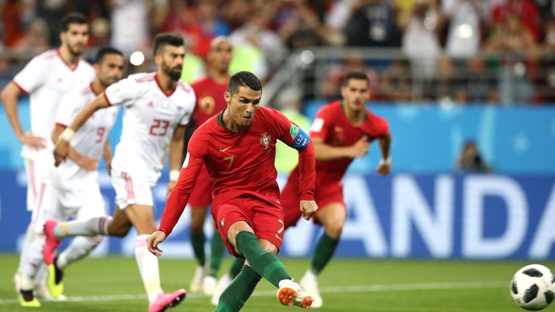 Jorge Mendes: Jika Pindah, Ini Jadi Tantangan Baru Bagi Ronaldo