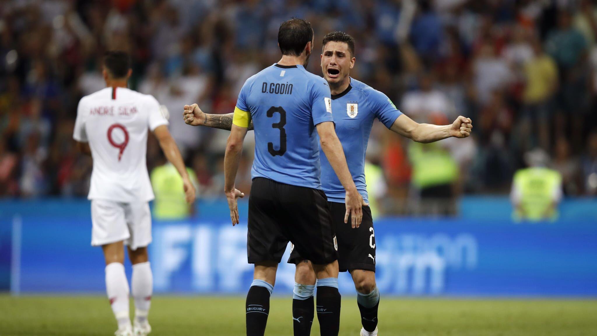 Uruguay Vs Perancis, Pertahanan Kuat Melawan Serangan Mematikan