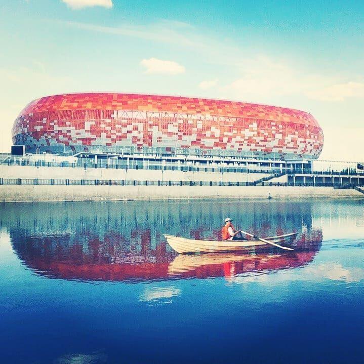 Ini 5 Fakta Menarik Saransk, Kota Monumen Terbanyak di Rusia
