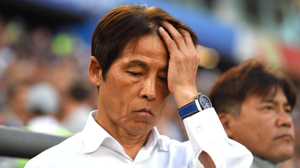 Tak Perpanjang Kontrak, Akira Nishino Pilih Mundur dari Timnas Jepang