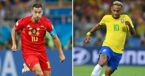Brasil vs Belgia: 3 Pertarungan Kunci di Setiap Lini