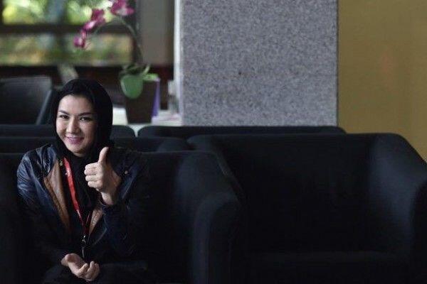 Bupati Kukar Rita Widyasari Divonis 10 Tahun Bui