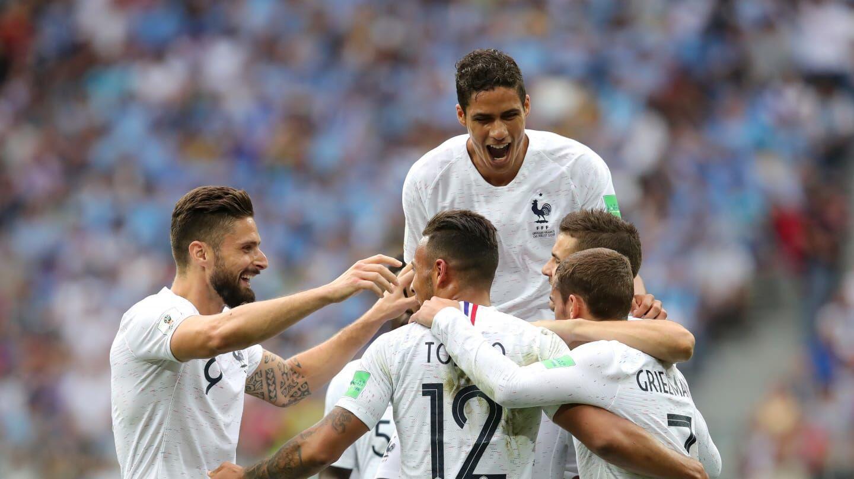 Hasil Akhir: Prancis Tekuk Uruguay dengan Skor 2-0