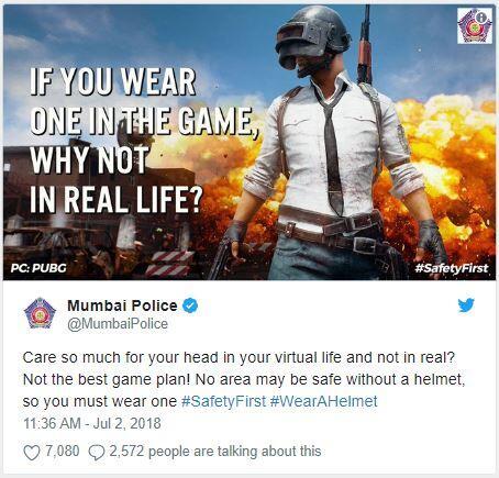 Kampanye Keselamatan Berkendara, Polisi Gunakan Game Sebagai Contoh