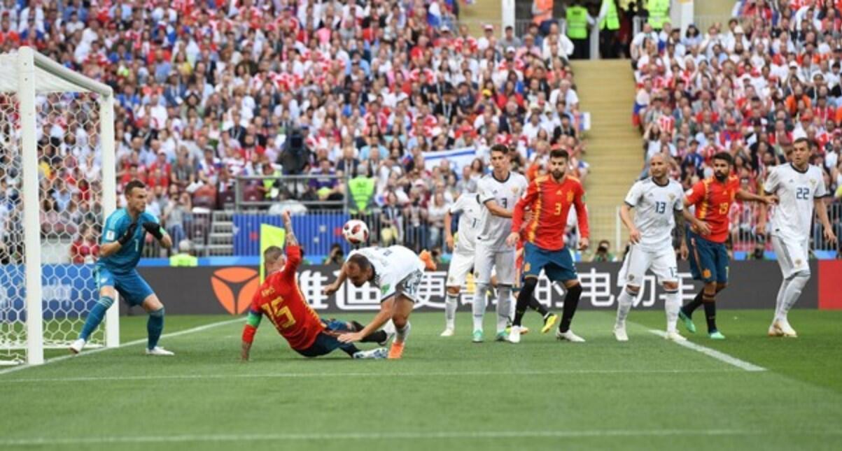 Kemenangan Rusia atas Spanyol, sudah terprediksi dalam selembar uang #SundulDunia
