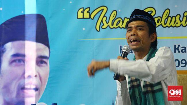 TGB Dukung Jokowi, Ustaz Somad Tunggu Arahan Rizieq Shihab
