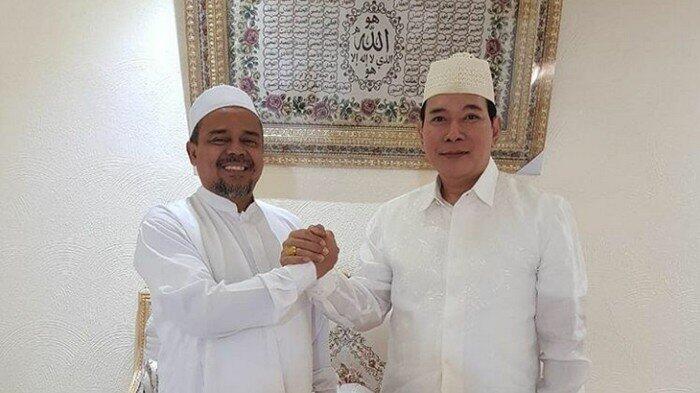 Tommy Soeharto Temui Habib Rizieq di Arab Saudi, Begini Isi Pembicaraannya!