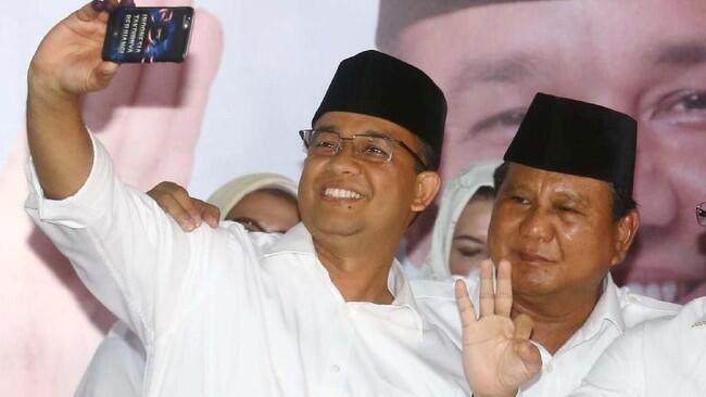 Gerindra: Capres Tetap Prabowo, Bukan Anies