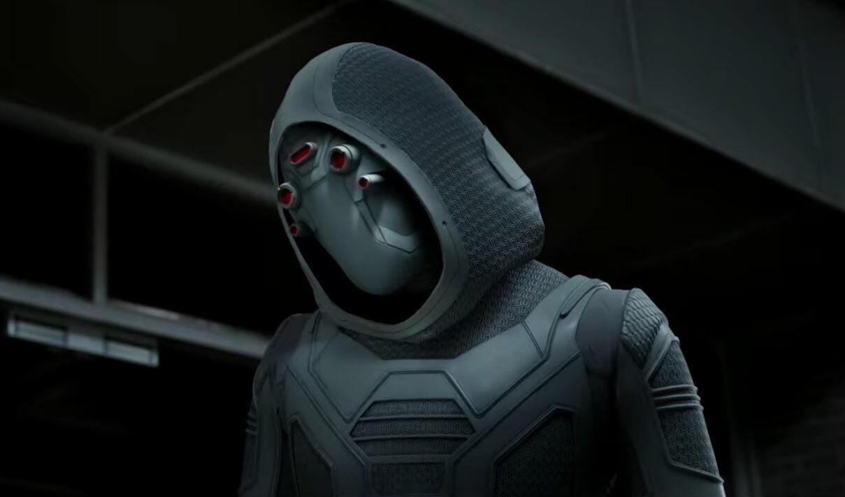 Petunjuk ke Avengers 4 di Film Ant Man & The Wasp