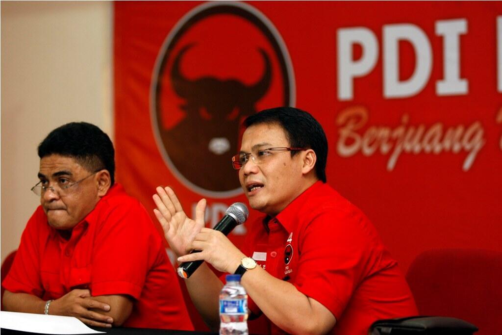 PDIP Bebaskan Jokowi Pilih Cawapres