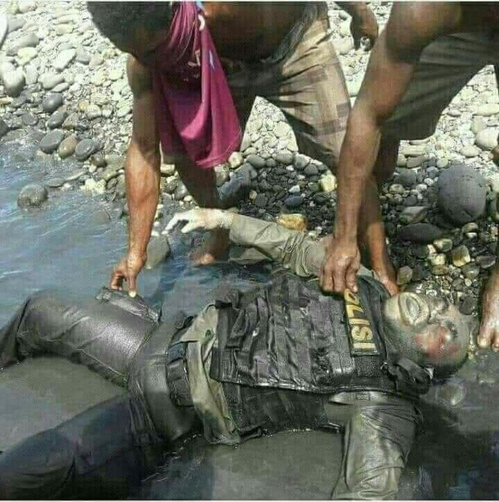 Perlakuan OPM Di Papua