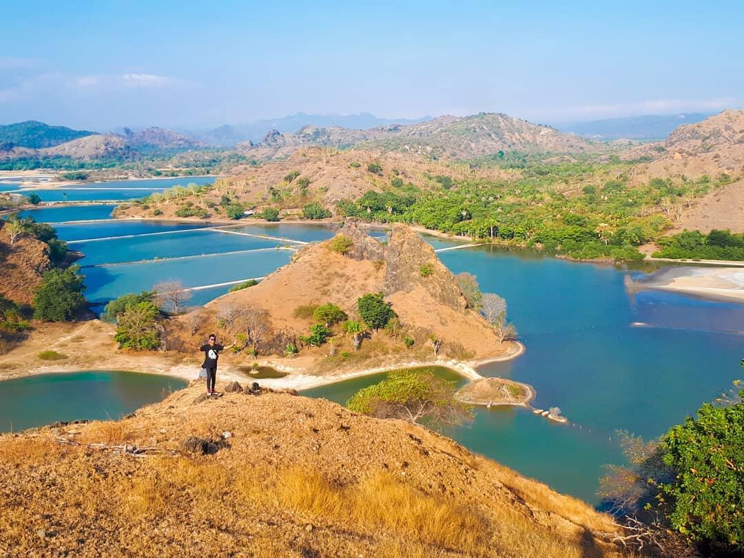 Salam dari Pulau Timor, Bukit Tuamese-Airnoni Spot Terbaru dari Kefamenanu-NTT