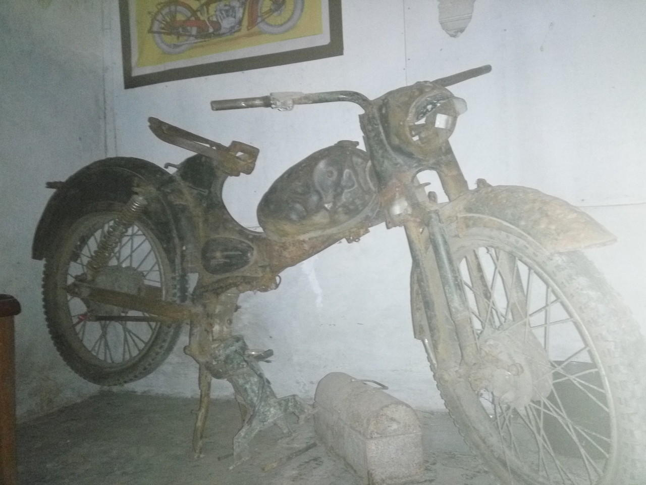 Ada yg tau gk ini motor apa