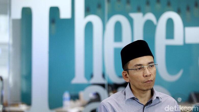 TGB Dukung Jokowi, PAN: Pengaruhnya Sedikit di Pilpres 2019