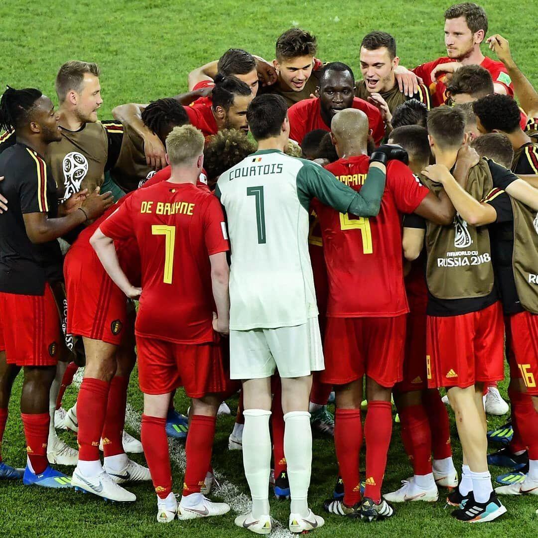 Hasil Akhir: Brasil vs Belgia 2-1