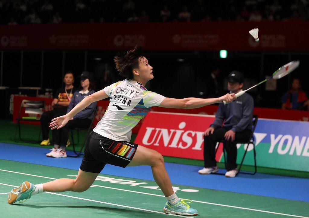 Daftar Nama Perwakilan Negara di Semifinal Indonesia Open 2018