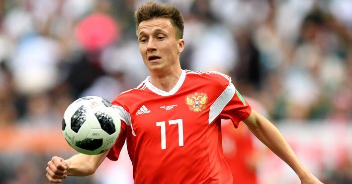 Chelsea Siap Daratkan Bintang Rusia Usai Piala Dunia