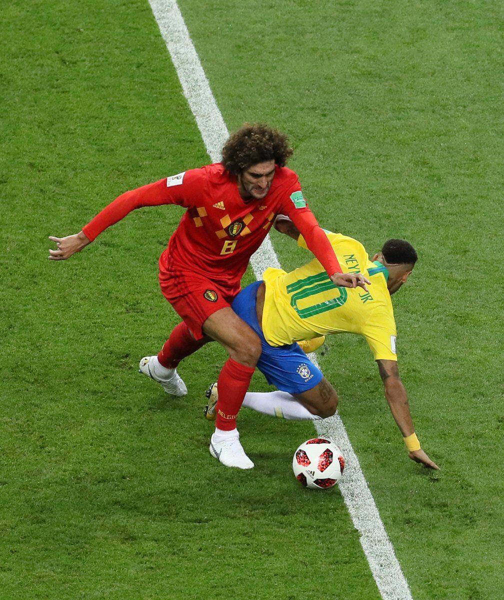 Satu SD Dilarang Main Bola Karena Muridnya Tirukan Gaya Diving Neymar