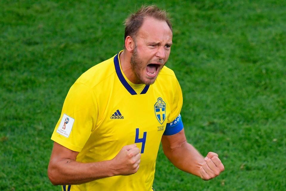 Fokus di Piala Dunia, Andreas Granqvist Tak Saksikan Kelahiran Anaknya