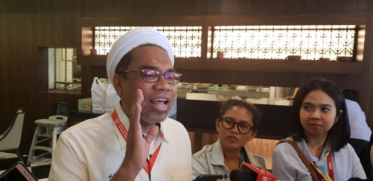 Tuan Guru Bajang Dukung Jokowi, Ngabalin: Bisa Jadi Cawapres