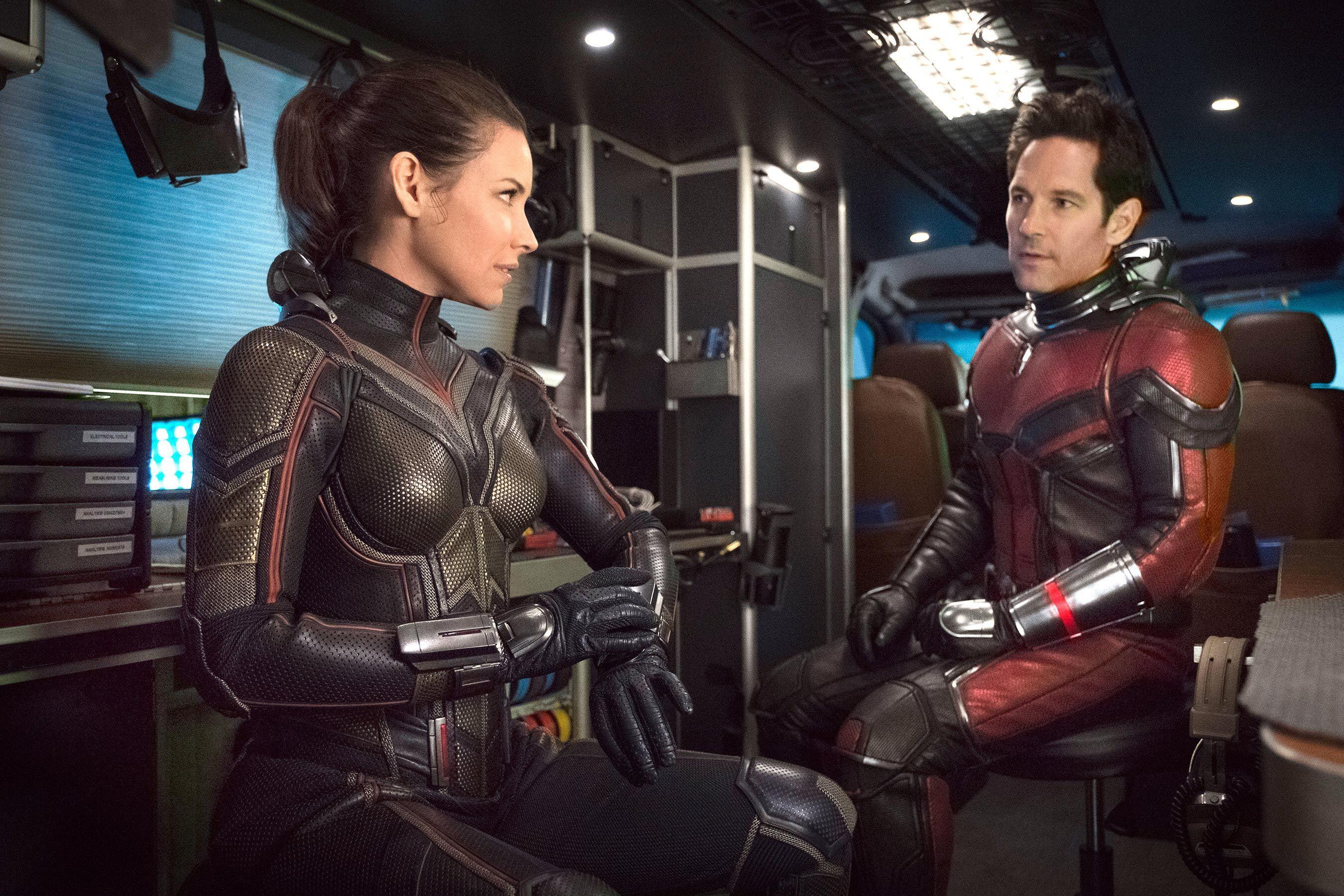 [Review] Ant-Man and the Wasp, Ketika Keluarga di Atas Segalanya