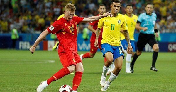 Roberto Martinez Bongkar Kiat Timnas Belgia Kalahkan Brasil