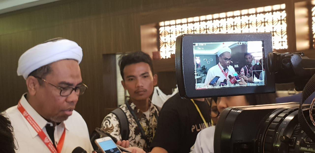 Gubernur NTB Tuan Guru Bajang Dukung Jokowi, Ngabalin: Saya Merinding