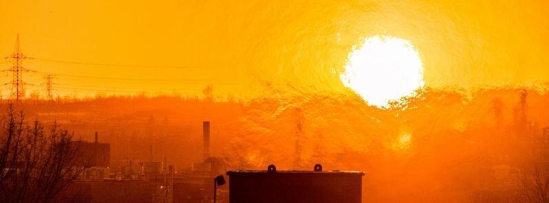 Gelombang Panas di Kanada Tewaskan 34 Orang