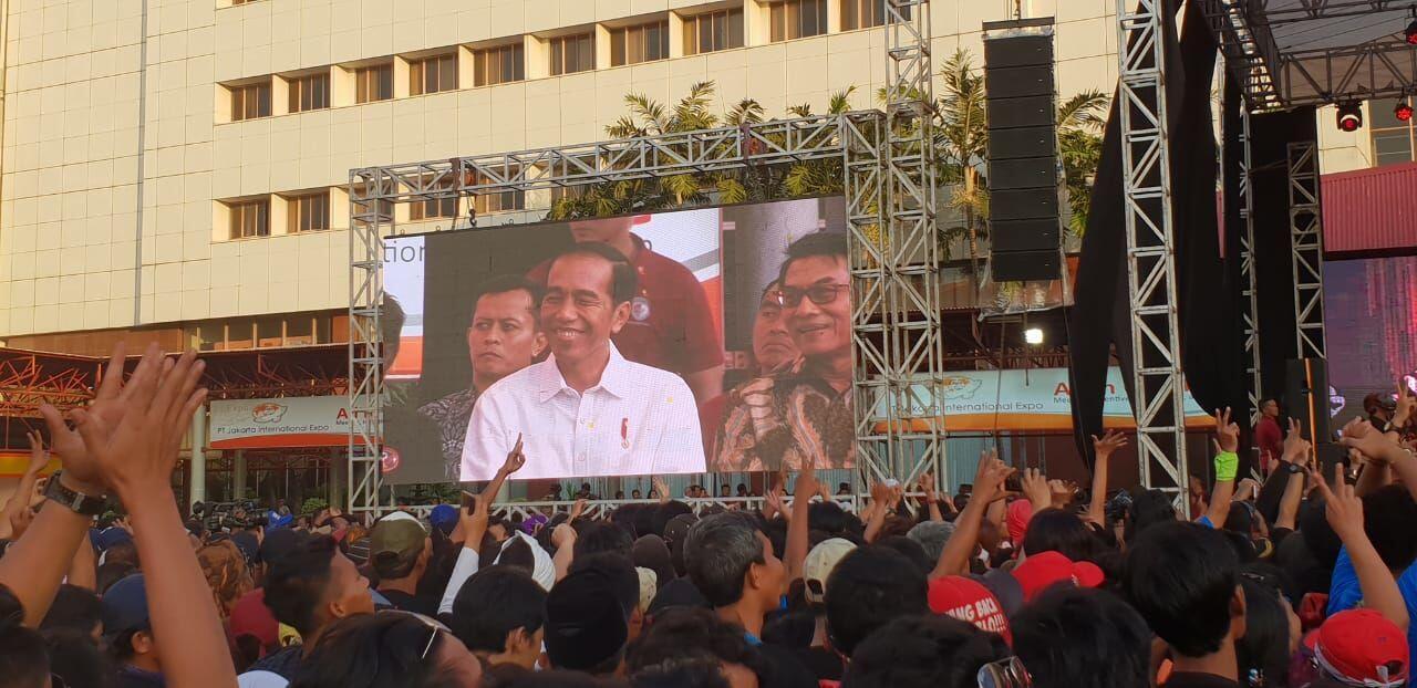 Aktivis 98 Berikan Dukungan, Ini Kata Jokowi