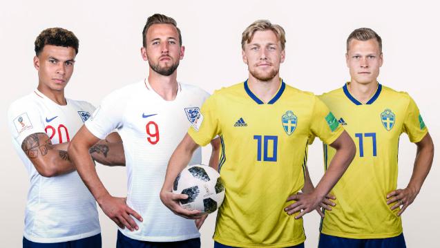 Pengusaha Supermarket Bakal Jadi Wasit Laga Swedia Vs Inggris