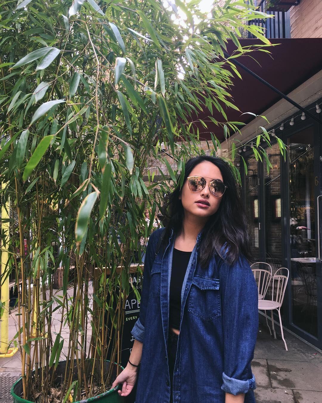 10 Potret Amanda Khairunnisa, Adik Maudy Ayunda yang Memesona Banget