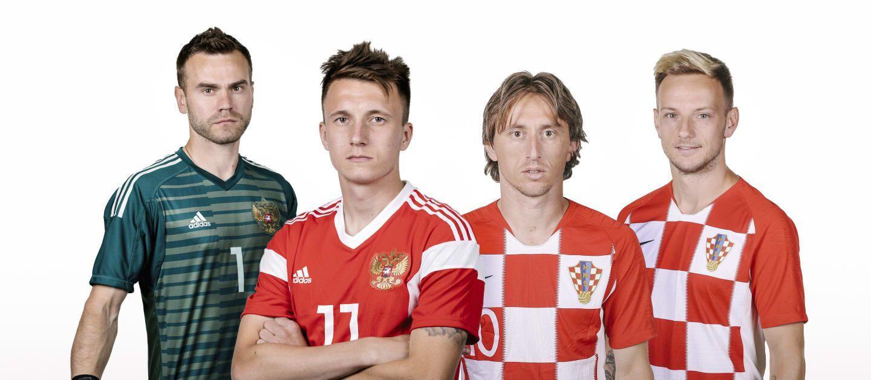 Rusia vs Kroasia: Duel Kuda Hitam Demi Mencetak Sejarah