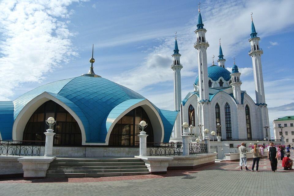 Mengintip Eksotisme Kazan, Kota Tertua di Rusia yang Unik Mempesona