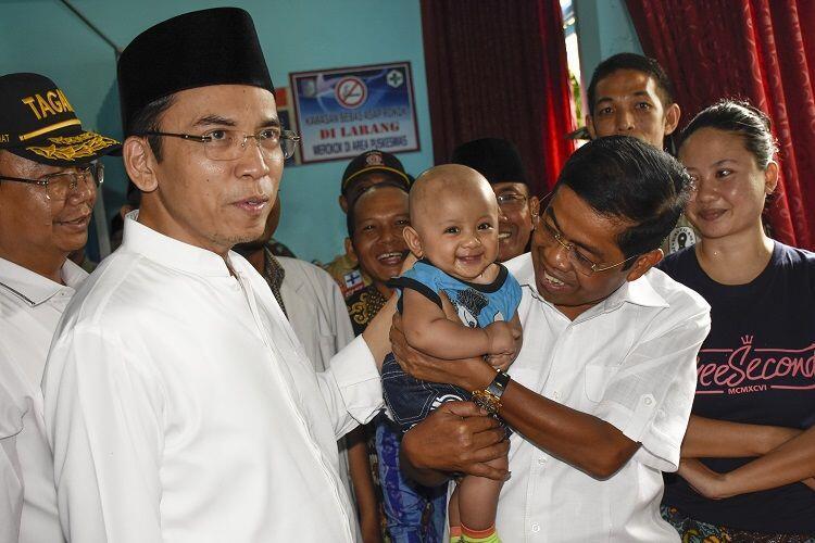 TGB Dukung Jokowi, Prabowo: Bukan Ancaman