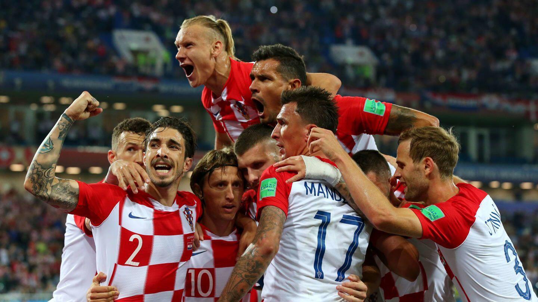 Inilah Catatan Riwayat Pertemuan antara Rusia vs Kroasia