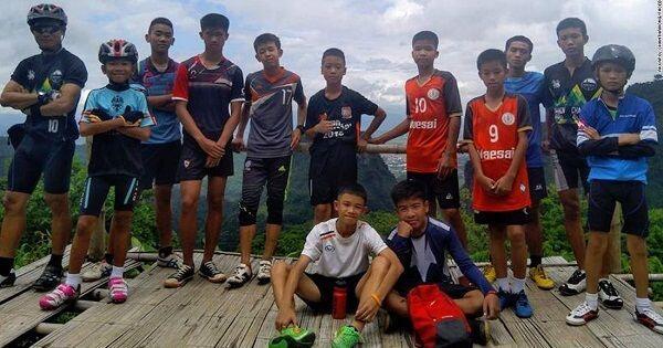 FIFA Undang Tim Klub Thailand yang Terperangkap di Gua Hadiri Final