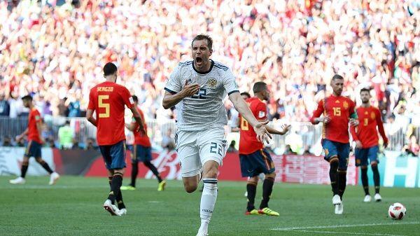 Beberapa Catatan Jelang Pertandingan Rusia vs Kroasia